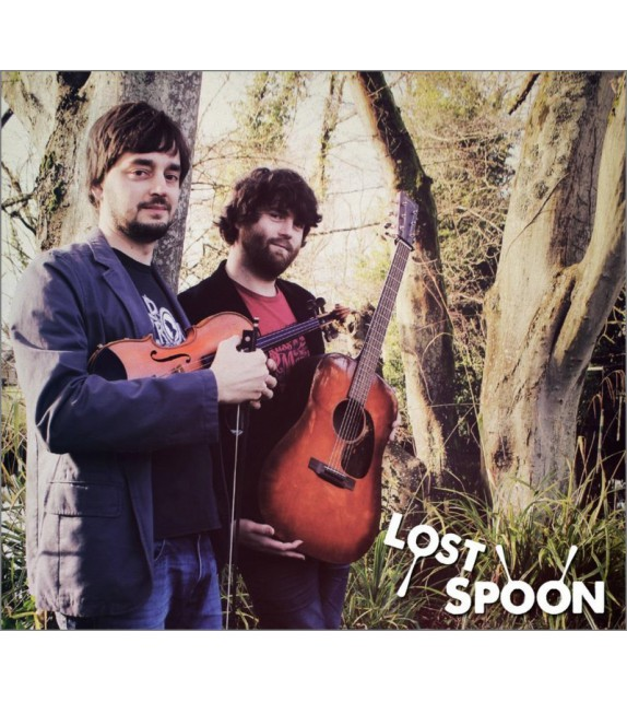 CD BENOIT VOLANT & CAMILLE PHILIPPE - Lost Spoon