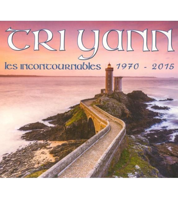 CD TRI YANN Les Incontournables 1970-2015
