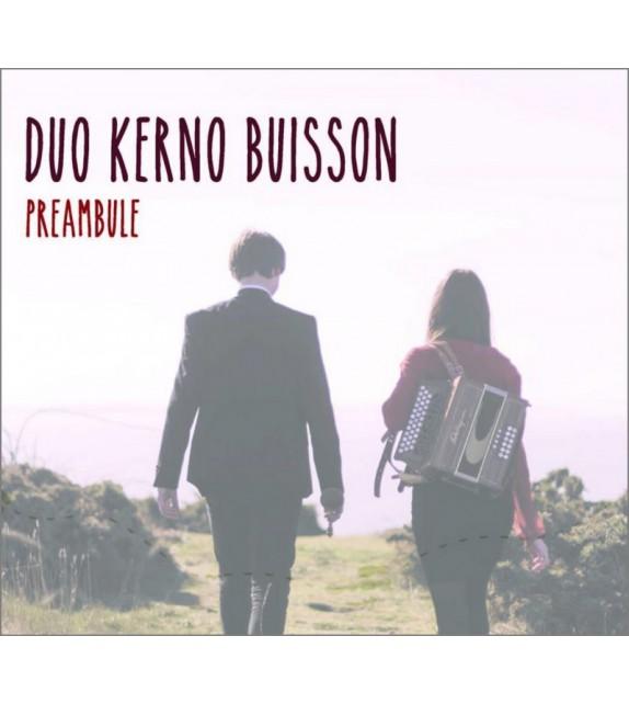 CD DUO KERNO BUISSON - Préambule
