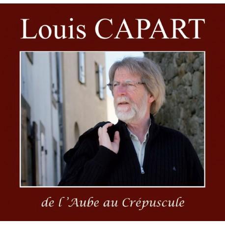 CD LOUIS CAPART - De l'Aube au Crépuscule