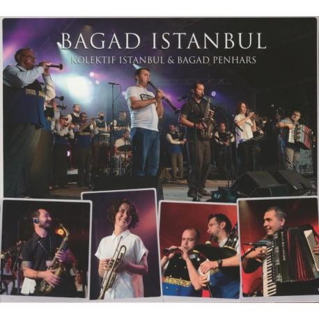 CD BAGAD PENHARS & KOLEKTIF ISTANBUL - Bagad Istanbul