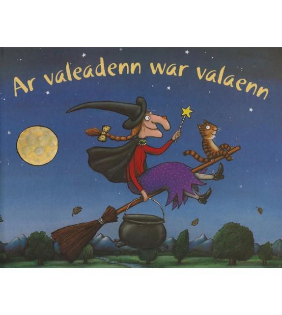 AR VALEADENN WAR VALAENN Livre + CD