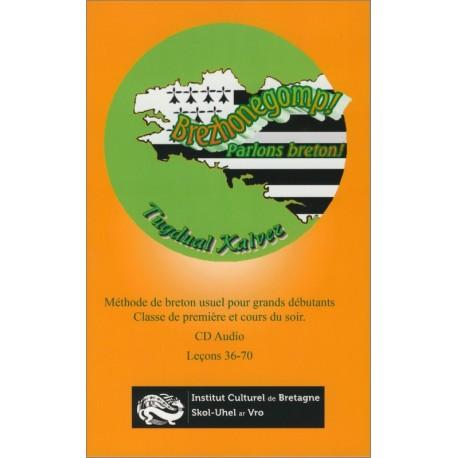 BREZHONEGOMP ! volume 2 - Parlons breton