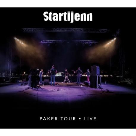 CD STARTIJENN - Live