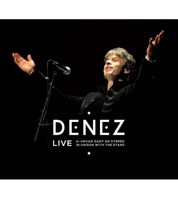 CD DVD DENEZ - A-unvan gant ar stered, In unison with the stars