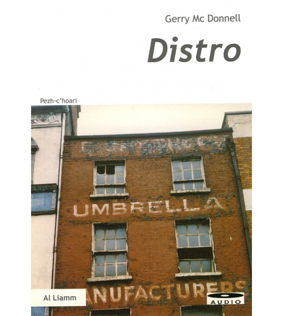 DISTRO (Livre + Cd)