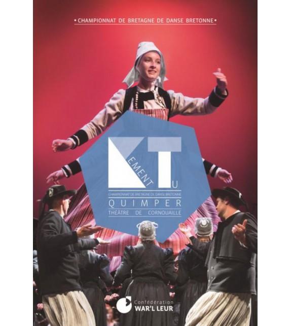 DVD KEMENT TU QUIMPER 2016