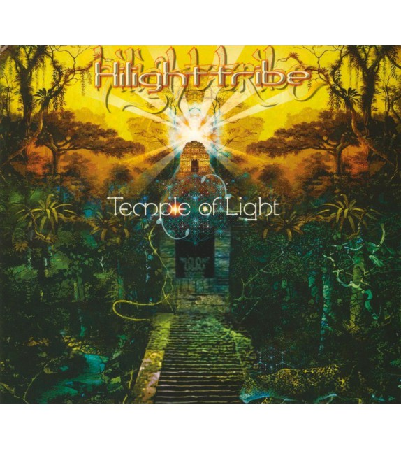 CD HILIGHT TRIBE - Temple of light