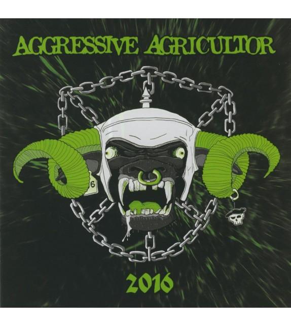 CD AGGRESSIVE AGRICULTOR - 2016