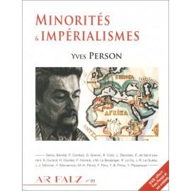 MINORITES ET IMPERIALISMES - Yves Person