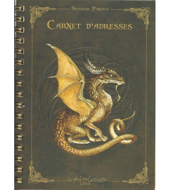 CARNET D'ADRESSES DRAGON