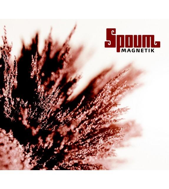 CD SPOUM - Magnetik