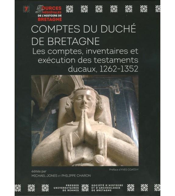 COMPTES DU DUCHE DE BRETAGNE
