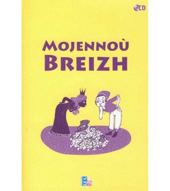 MOJENNOU BREIZH (livre et CD)