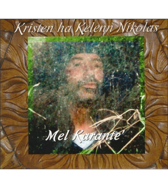CD KRISTEN HA KELENN NIKOLAS - Mel Karante'