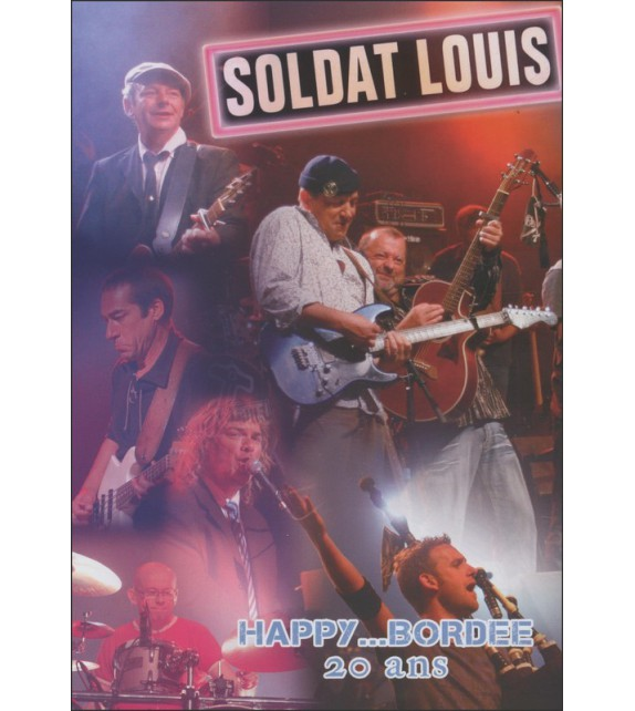 DVD SOLDAT LOUIS - Happy... Bordée 20 ans