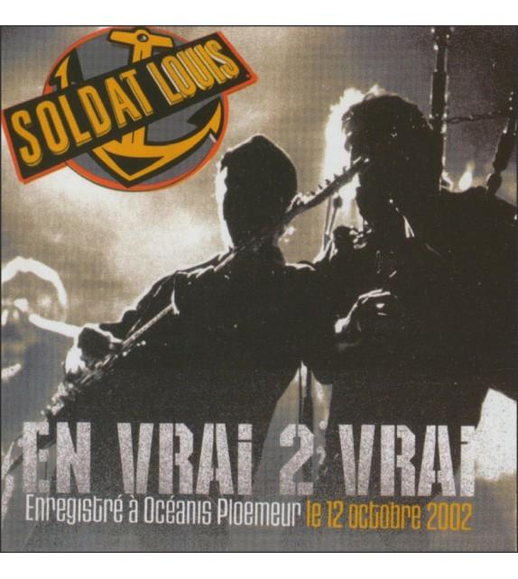 CD SOLDAT LOUIS - En vrai 2 vrai