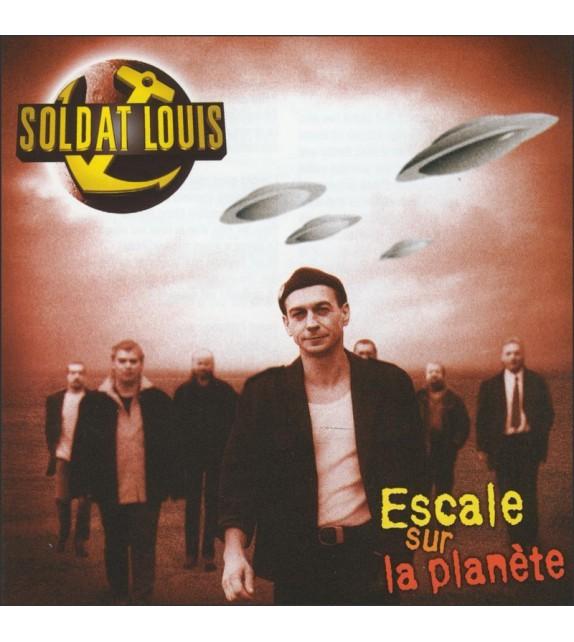 CD SOLDAT LOUIS - Escale sur ma planète