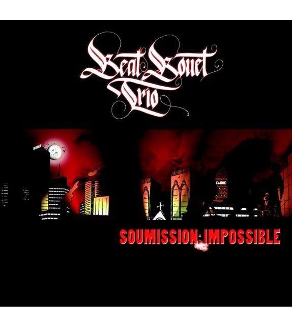 CD BEAT BOUET TRIO - Soumission impossible