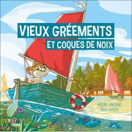 VIEUX GREEMENTS ET COQUES DE NOIX - Haribo et Salsifi