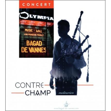 CD BAGAD DE VANNES - A L'OLYMPIA - CONTRECHAMP