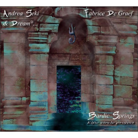 CD ANDREA SEKI - BARDIC SPRINGS - PARUTION JUIN 2017