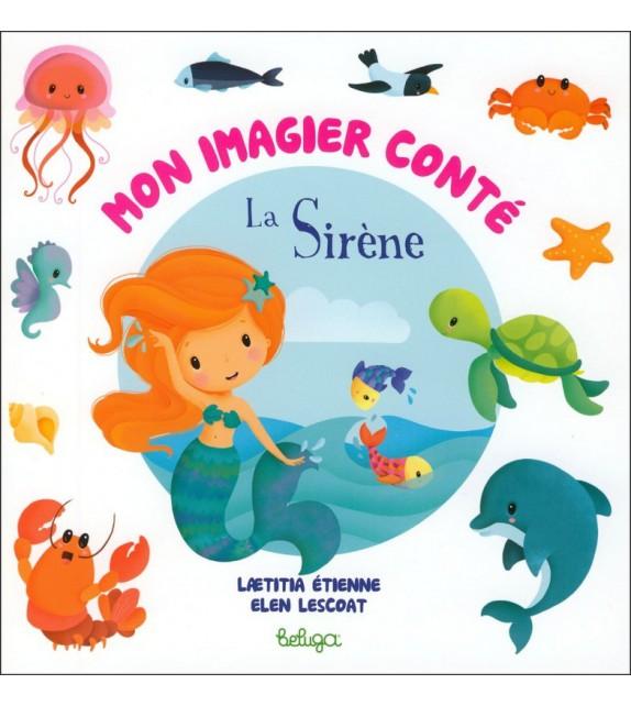 MON IMAGIER CONTé DES SIRENES