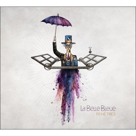 CD LA BELLE BLEUE - FENETRES