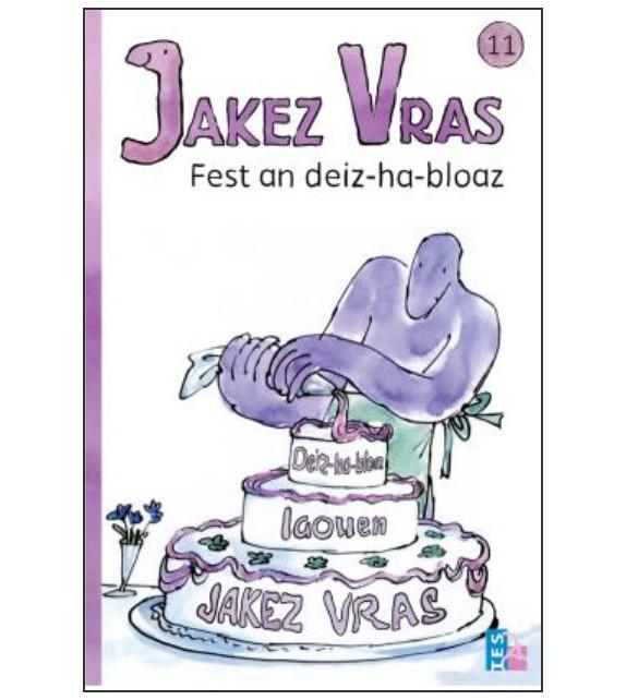 JAKEZ VRAS FEST AN DEIZ-HA-BLOAZ