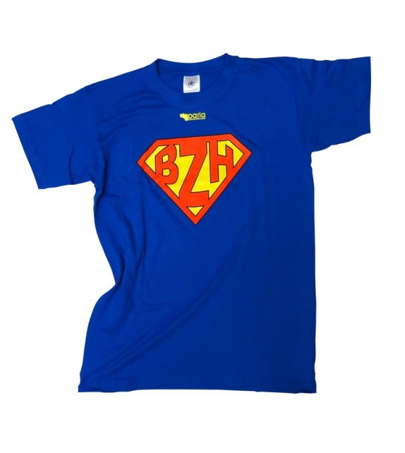 TEE SHIRT SUPER BZH ADULTE