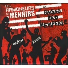 CD LES RAMONEURS DE MENHIRS - BREIZH ANOK