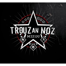 CD TROUZ AN NOZ - MIZ DU - PARUTION JUILLET 2017