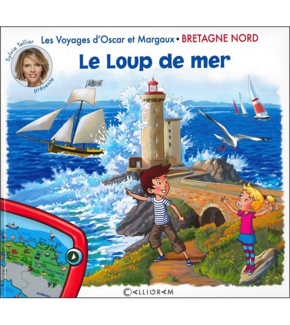 LE LOUP DE MER - Les Voyages d'Oscar et Margaux