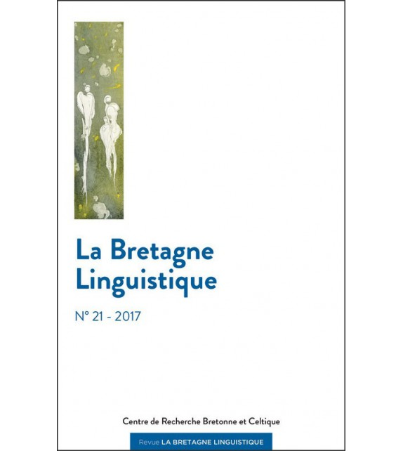 LA BRETAGNE LINGUISTIQUE NO 21