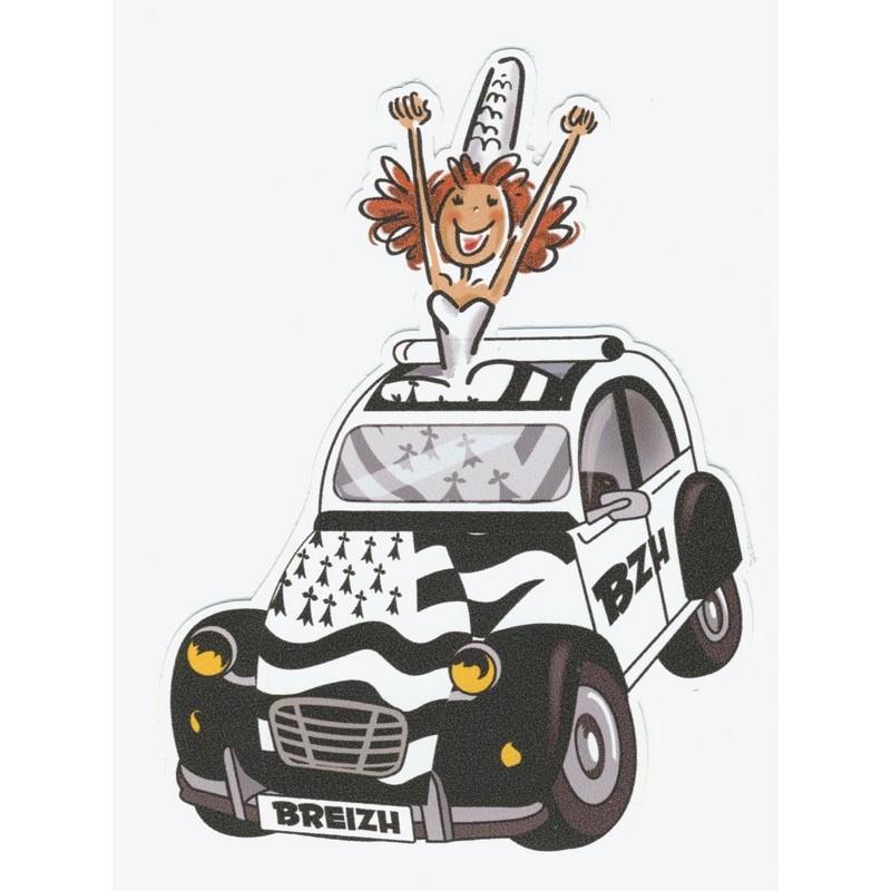 autocollant-bretonne-bigoudene