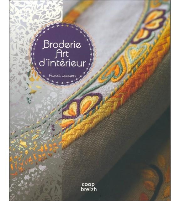 BRODERIE ART D'INTÉRIEUR