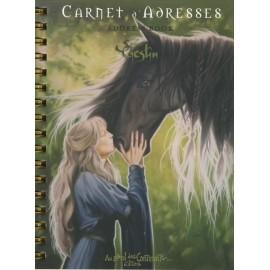 CARNETS D'ADRESSE LA FÉE ET LE CHEVAL(908934)