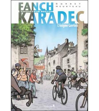 FAÑCH KARADEC - L'ÉNIGME GAVRINIS (tome 4)
