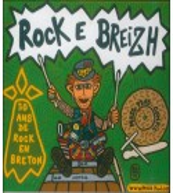 CD ROCK E BREIZH