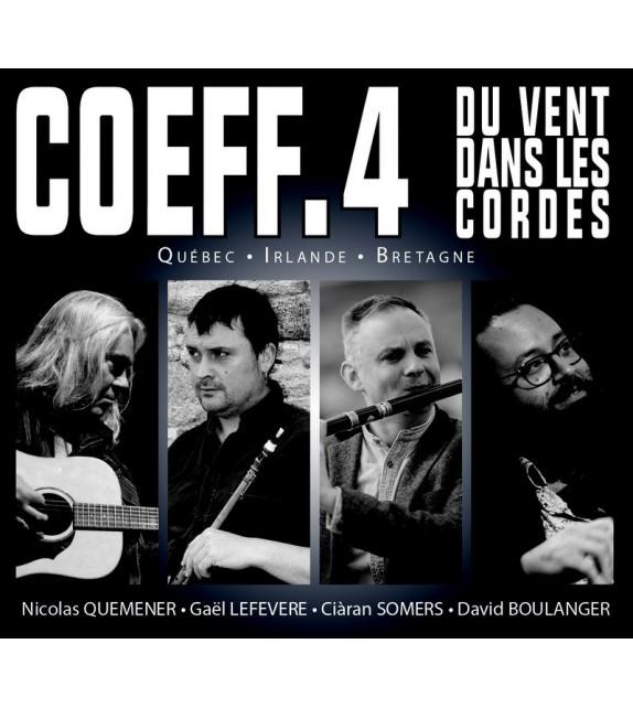 CD COEFF.4 - DU VENT DANS LES CORDES