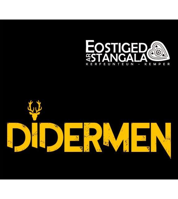 CD EOSTIGED AR STANGALA - DIDERMEN