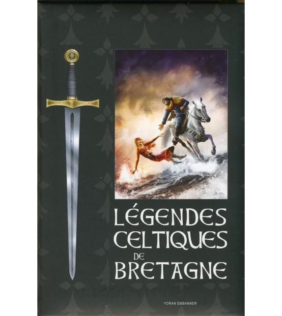 LÉGENDES CELTIQUES DE BRETAGNE (version luxe)