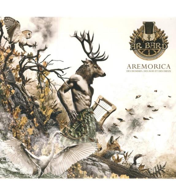 CD AR BARD - Aremorica, des hommes, des rois, des Dieux