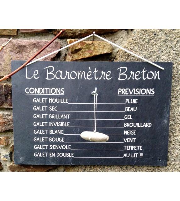 LE BAROMETRE BRETON