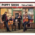CD POPPY SEEDS - TIES & TUNES
