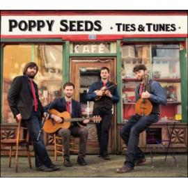 CD POPPY SEEDS - TIES & TUNES