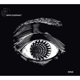 CD WHITE ELEPHANT - EXILE