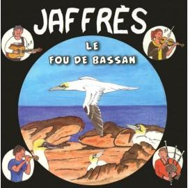 CD GERARD JAFFRES - LE FOU DE BASSAN