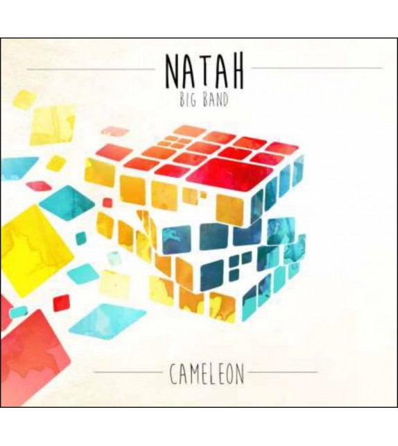 CD NATAH BIG BAND - CAMÉLÉON