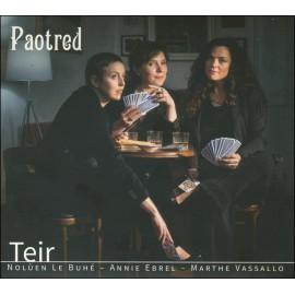 CD PAOTRED - LE BUHÉ EBREL VASSALO - TEIR